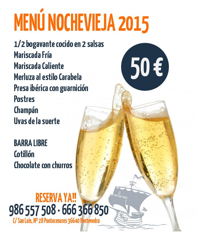 Restaurante pontecesures mariscadas a precios econ micos - Menus para fin de ano ...